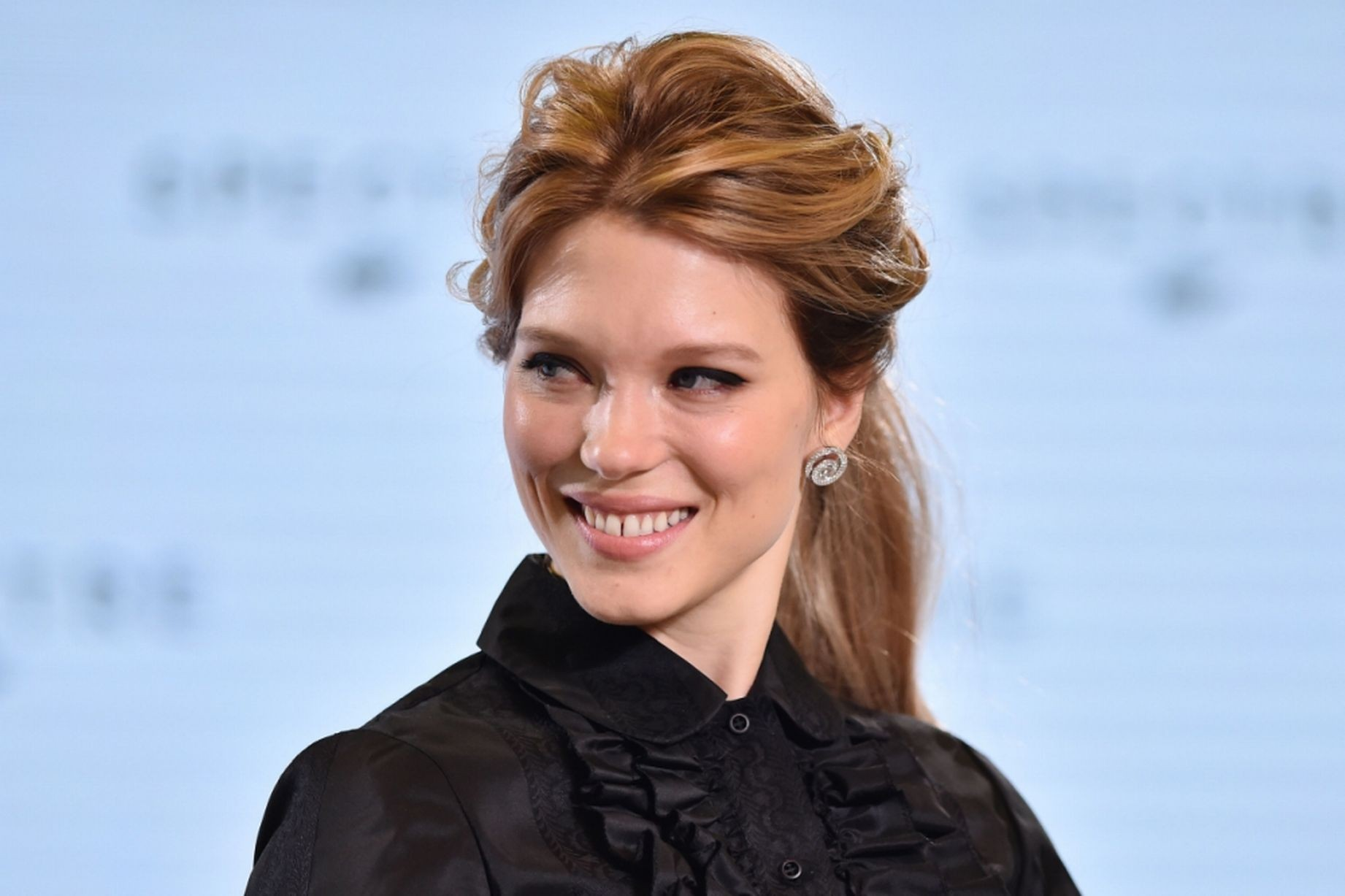 Mind Blowing Lea Seydoux Screensavers Free Download Smile Pics Hd