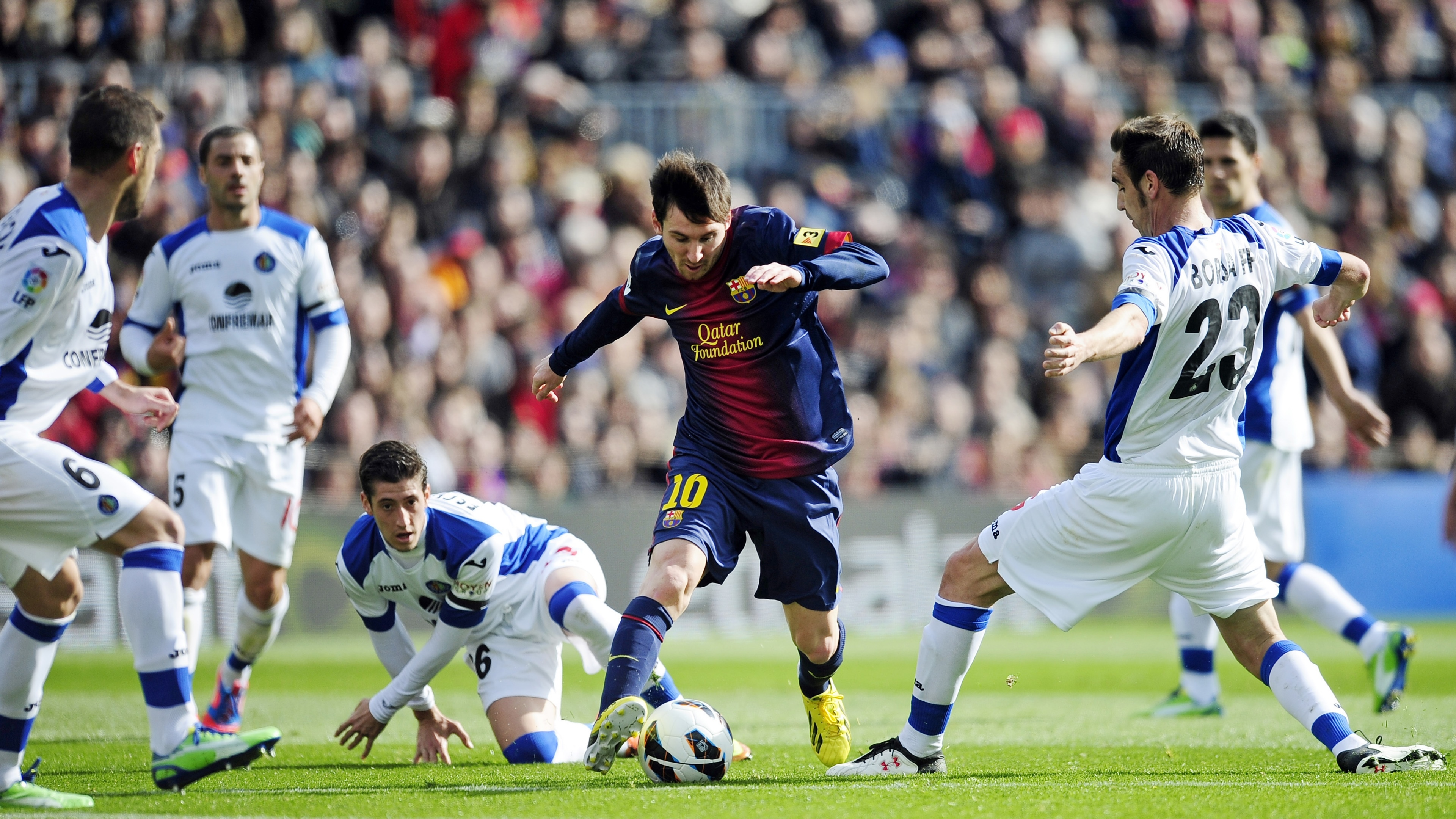 Desktop Lionel Messi Kick Football Hd Player Free Background Mobile Download Wallpaper Photos