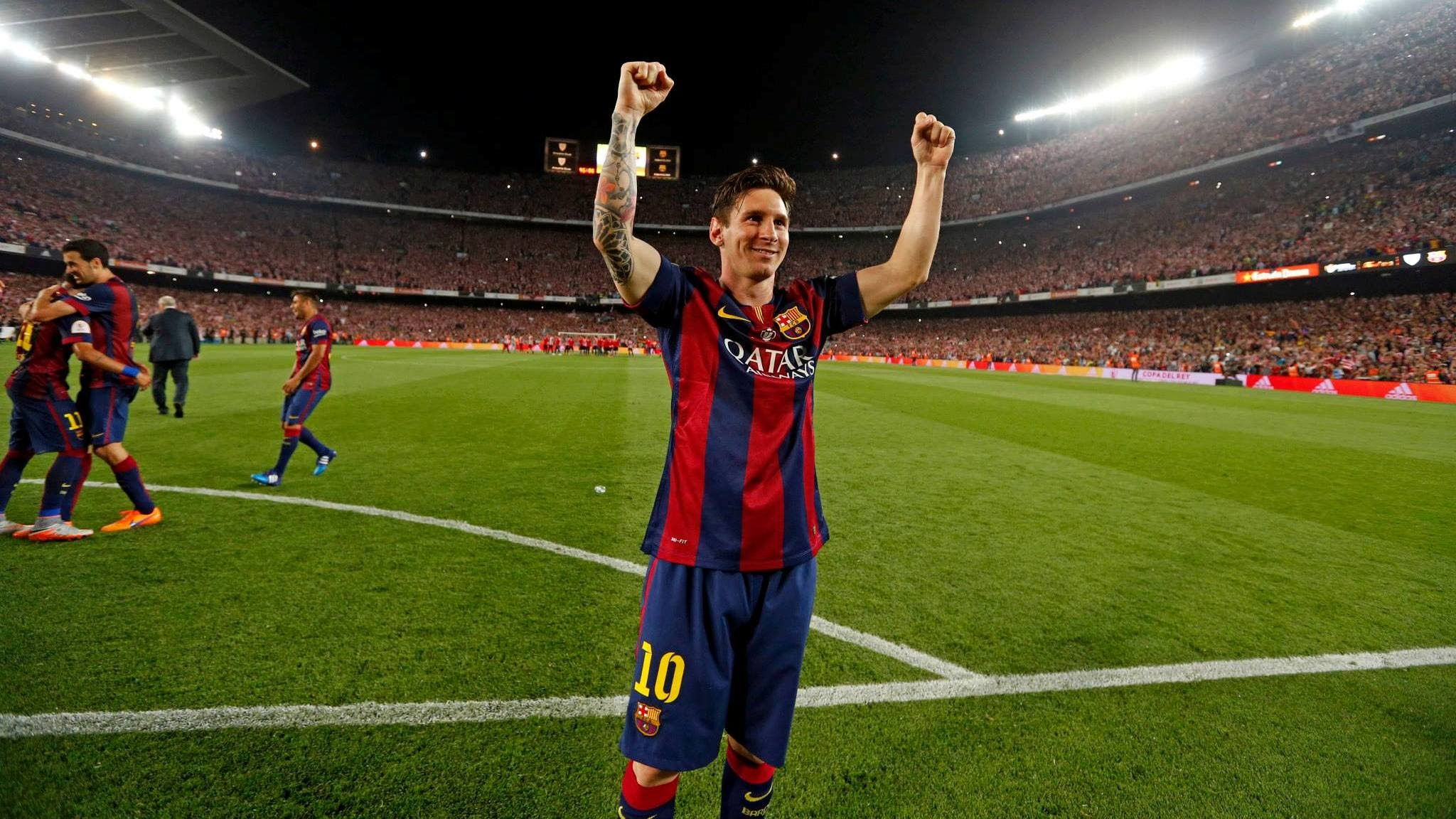 Free Lionel Messi Football Player Hd Goals Background Mobile Desktop Download Wallpaper Jpg