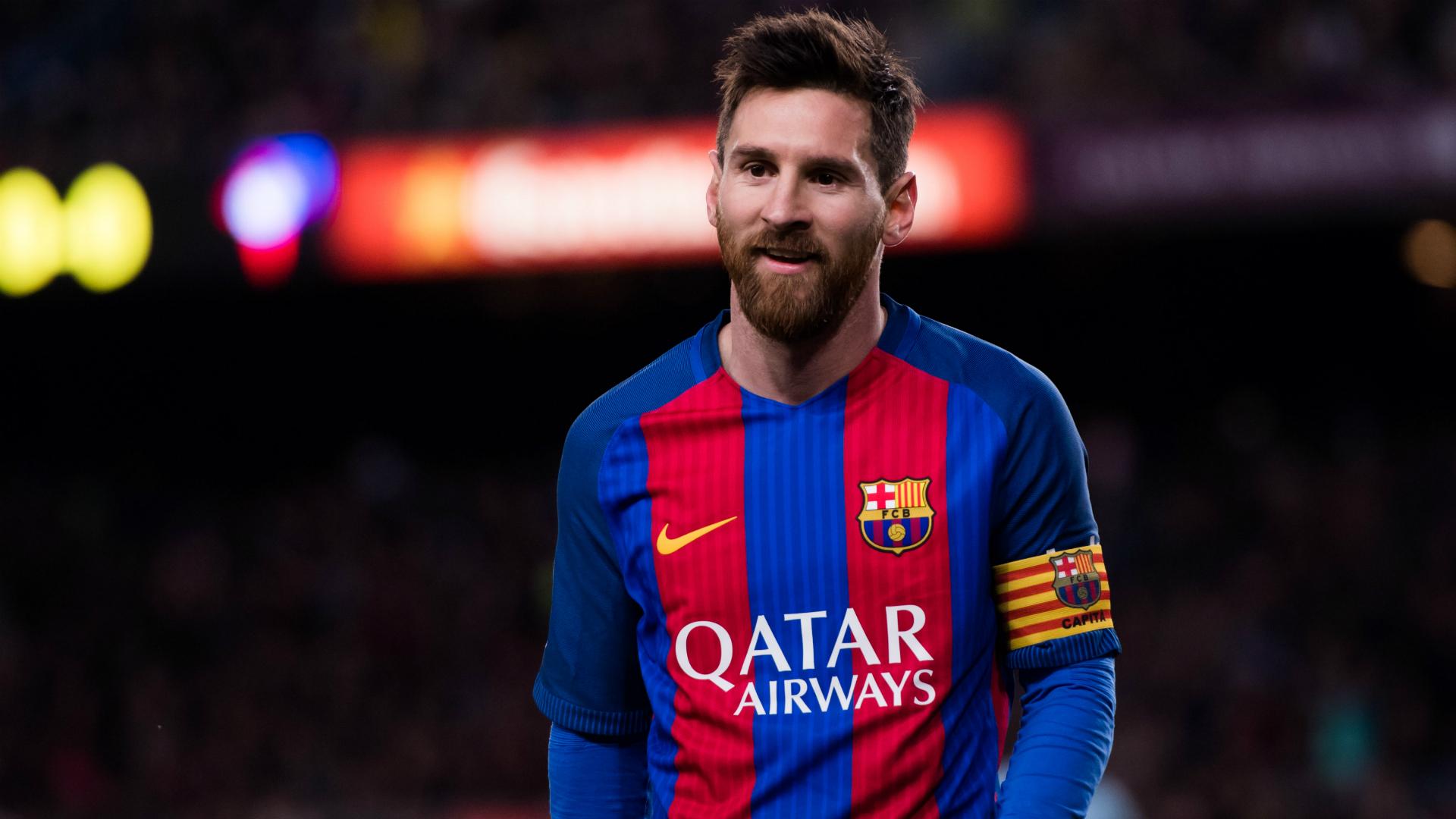 Leading Scorer Fc Barcelona Lionel Messi Pic