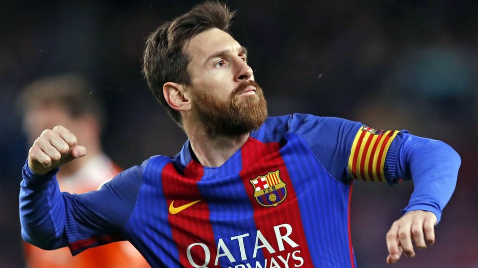 Lionel Messi Football 2018 Ranking Top Scorers