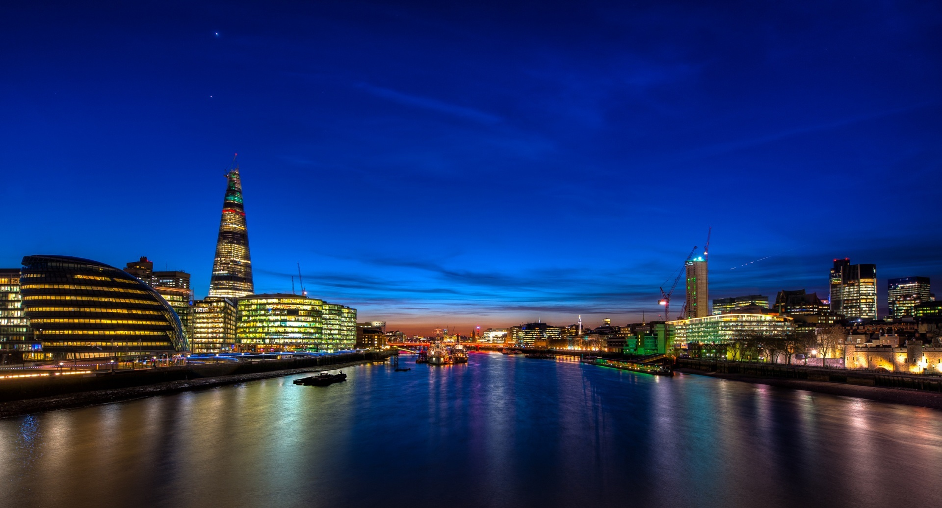 amazing wallpapers of london city rivers