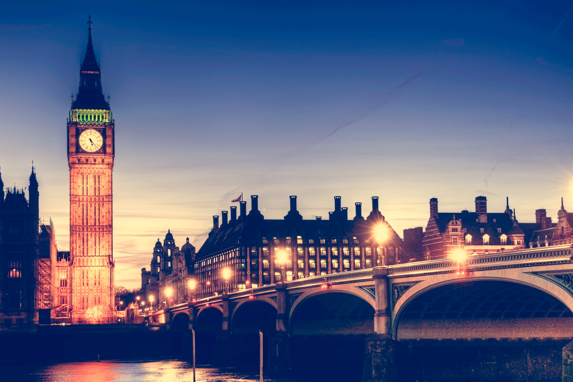 attractive london bridge big ben images