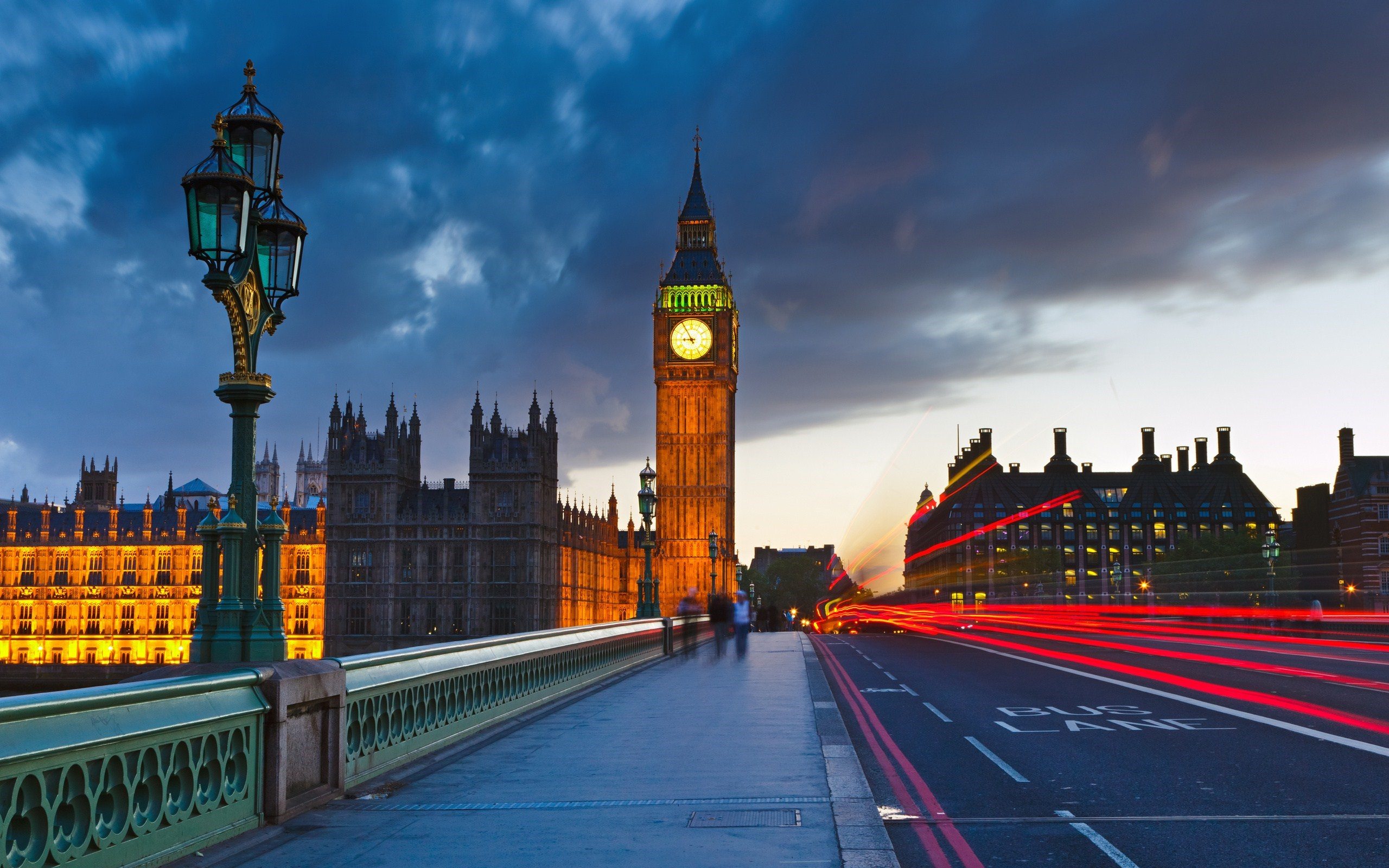 big ben clock london city wallpaper