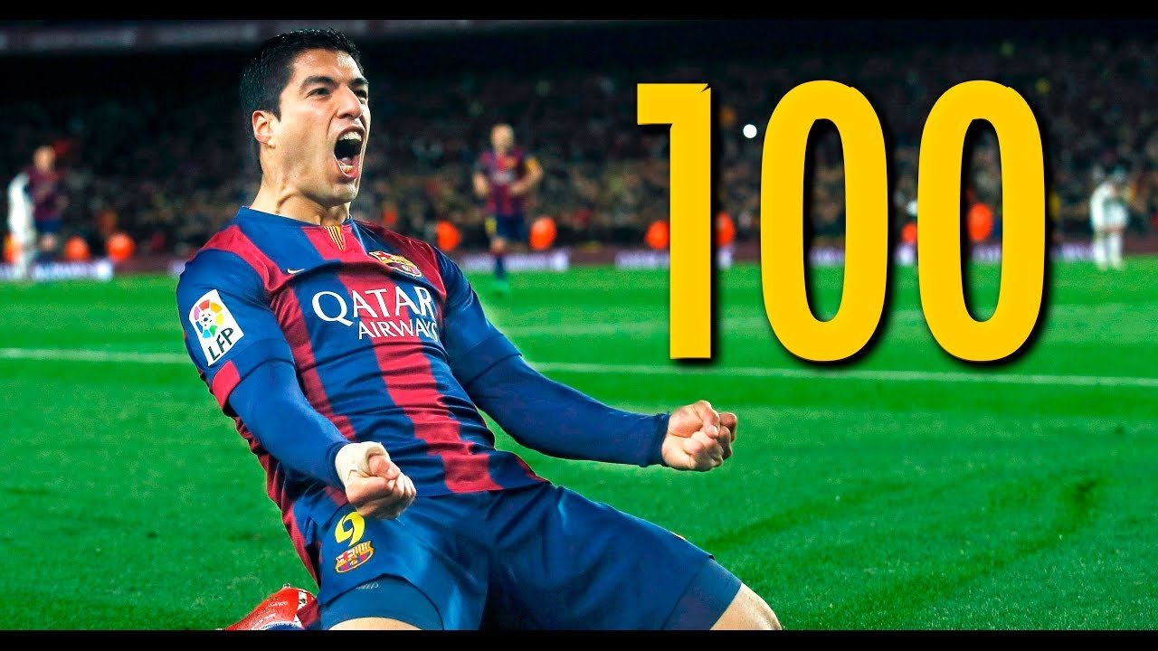 luis suarez 100 goals hd free football background mobile desktop download wallpaper pictures