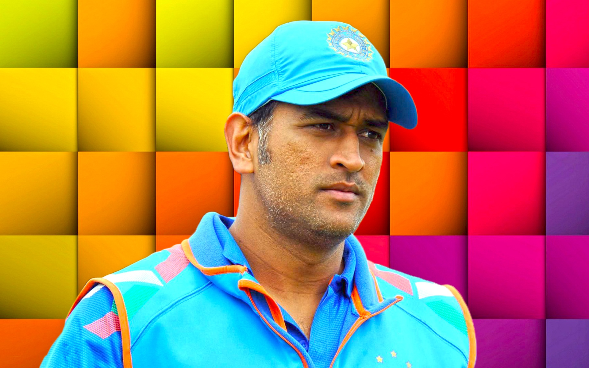 Dhoni Thala Beautiful Silent Still Background Download Mobile Free Images Hd