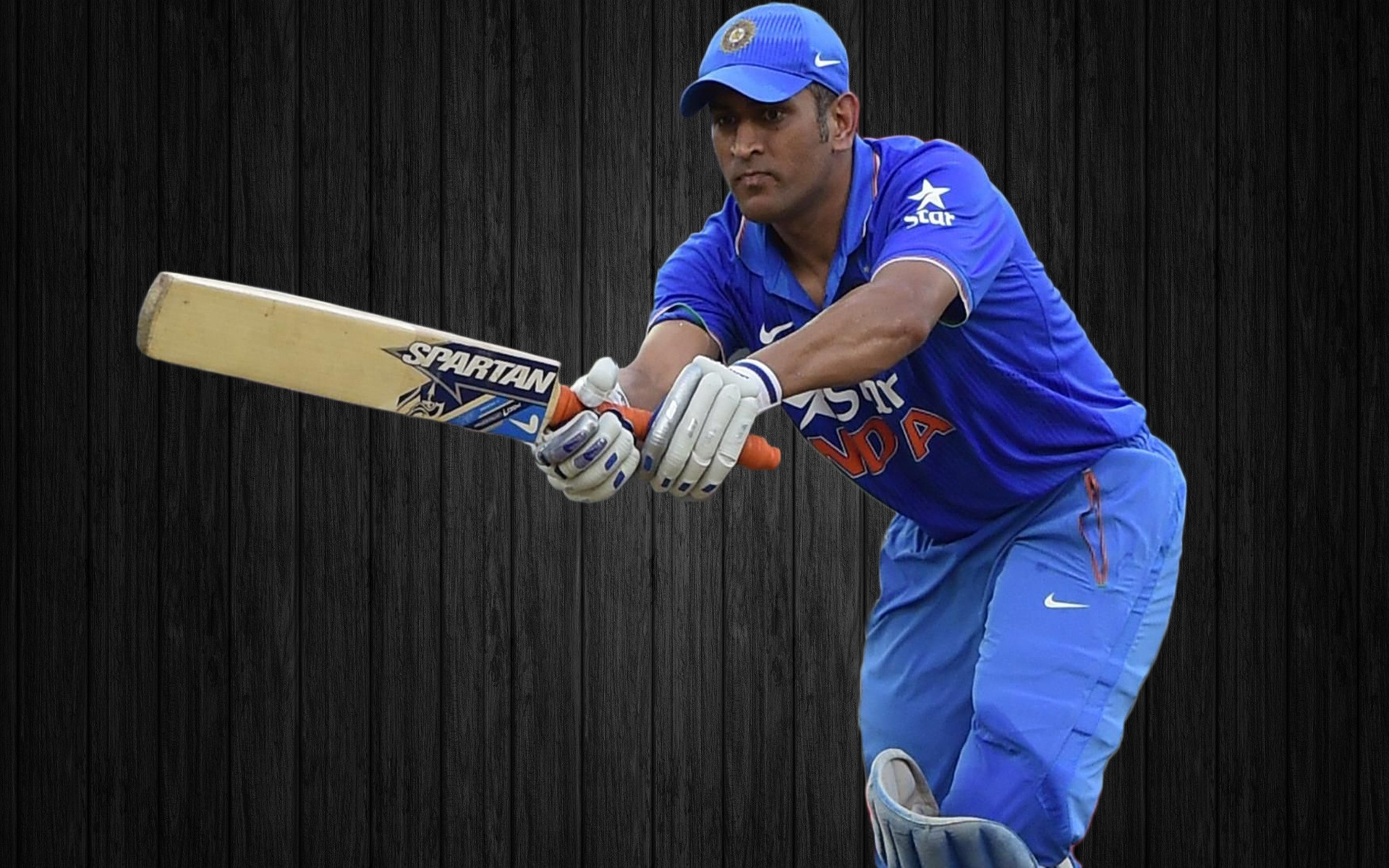 hd dhoni thala batting style still desktop background free mobile images
