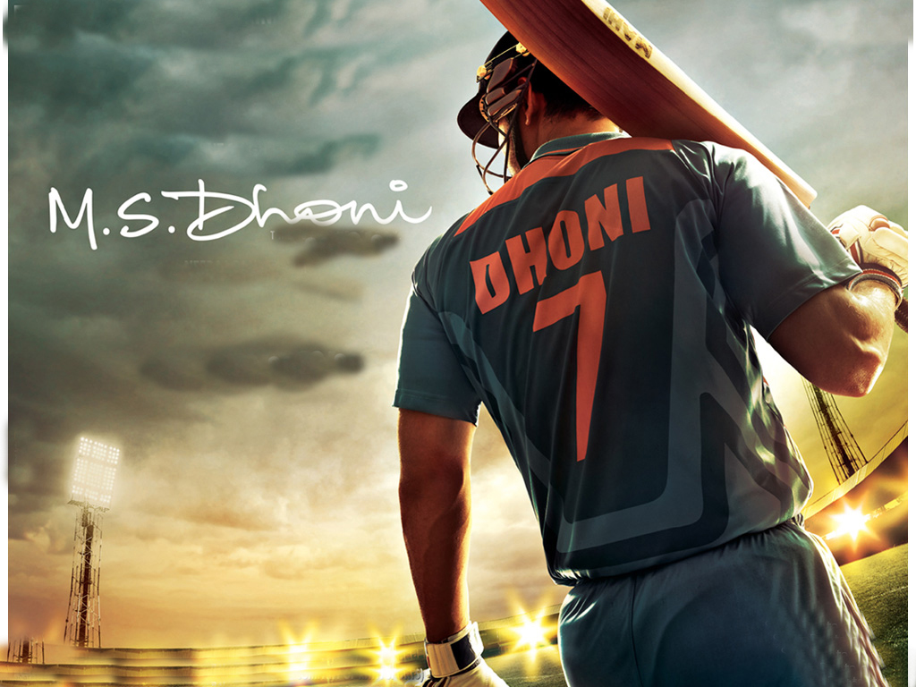 hd mahender singh dhoni lucky number 7 in t shirt back pose desktop mobile free pictures background