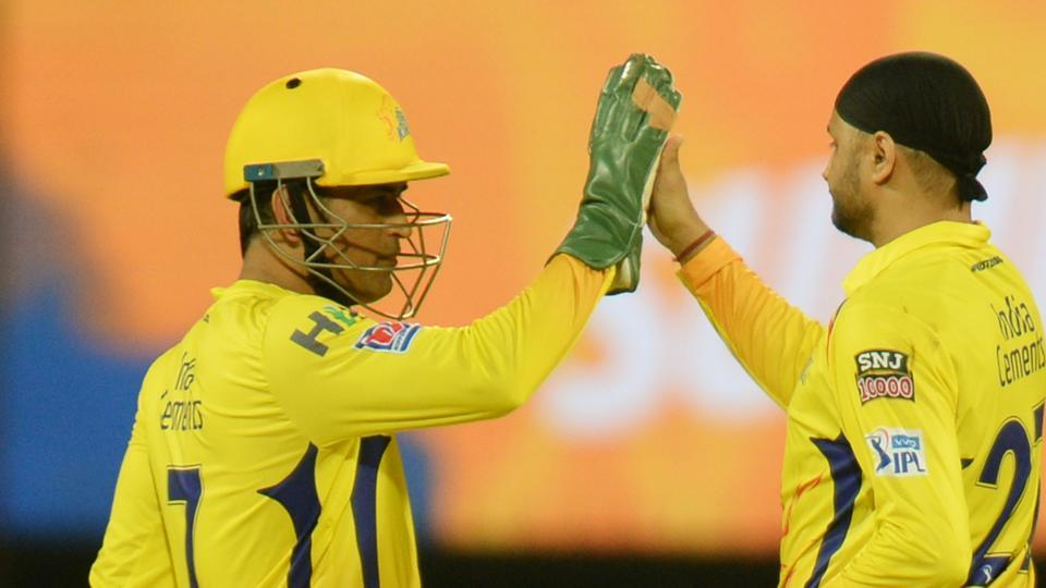ms dhoni cool captain csk winning moment