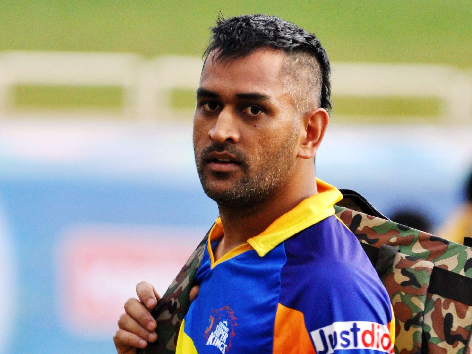 wonderful mahender singh dhoni hair style pose mobile background free desktop pictures hd