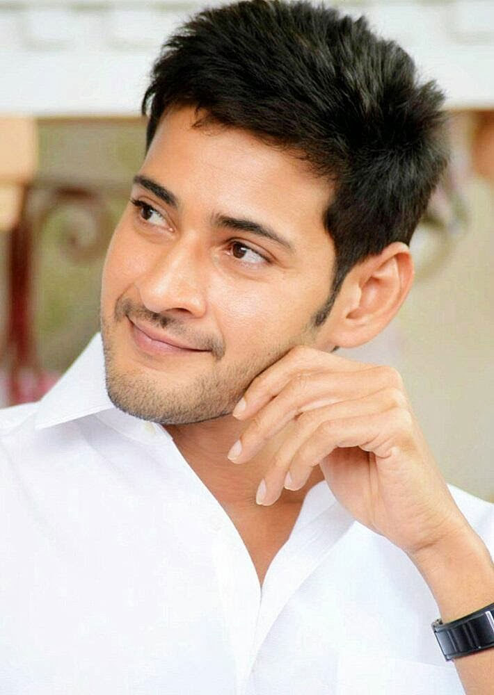 Free Mahesh Babu Beautiful Side Look Still Background Mobile Free Desktop Images Hd