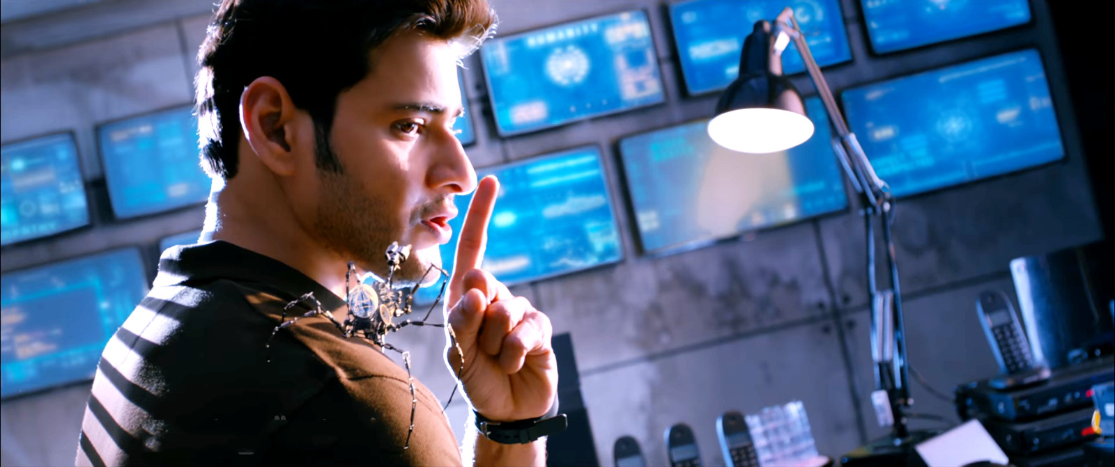 mahesh babu lovely silence still spyder mobile background free hd download images