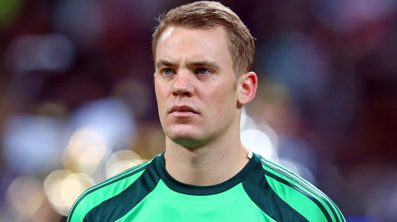 Hd Manuel Neuer Goal Keeper For Bayern Munich Free Desktop Images