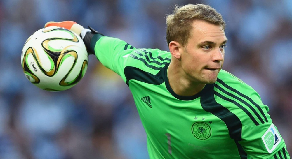 Hd Manuel Neuer Football Star Mobile Images