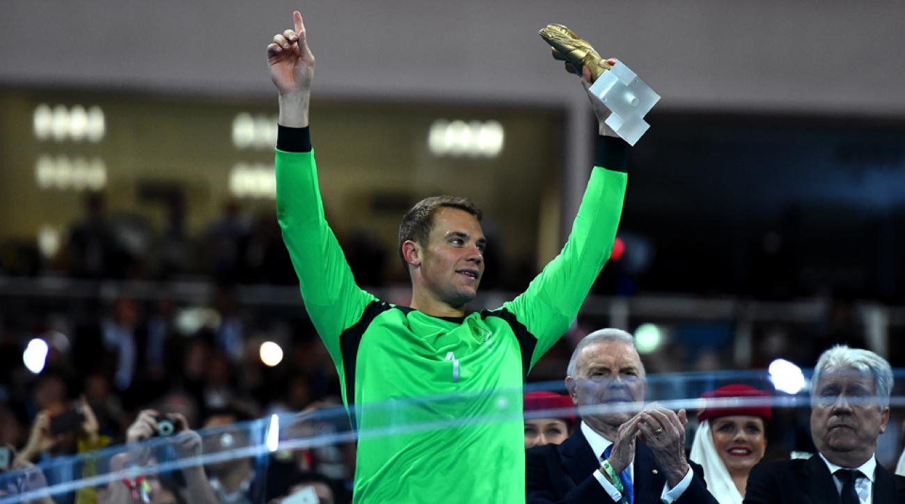 hd manuel neuer best award free download pictures