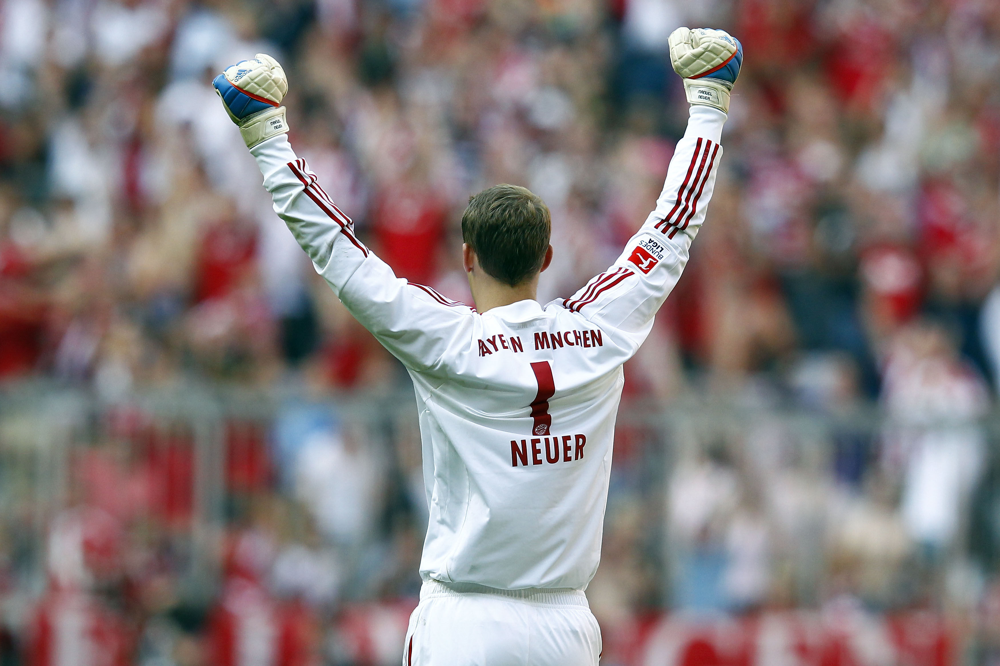 Hd Manuel Neuer Best Background Mobile Wallpaper