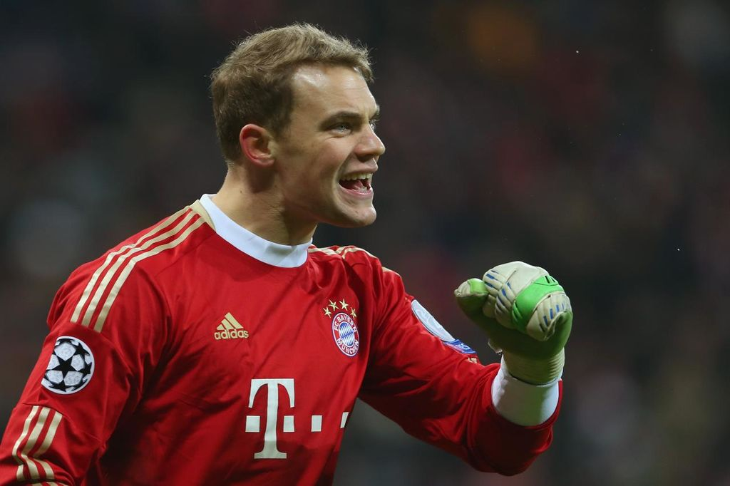 manuel neuer german soccer mobile images hd