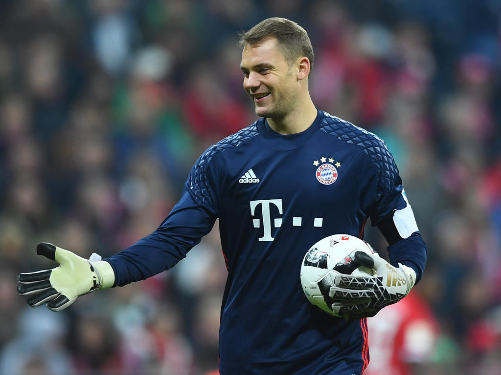 manuel neuer soccer hd desktop wallpaper