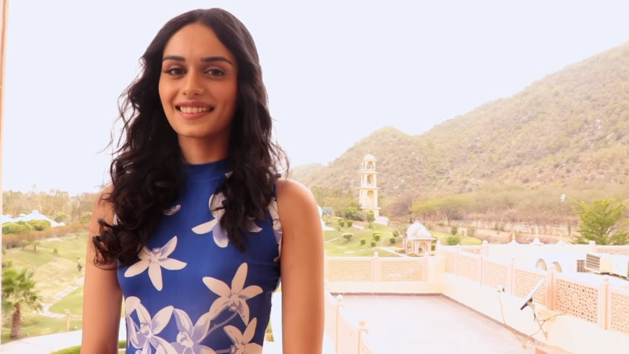 Free Download Desktop Manushi Chhillar Pic