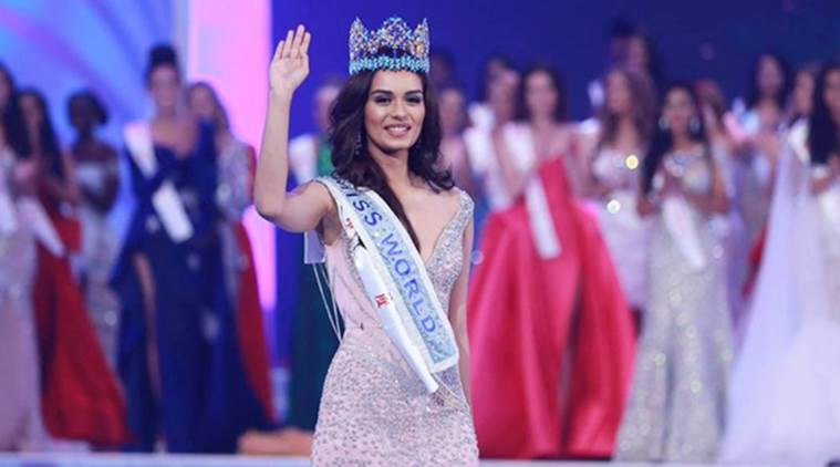 manushi chhillar was crowned miss world 2017 wallpapers
