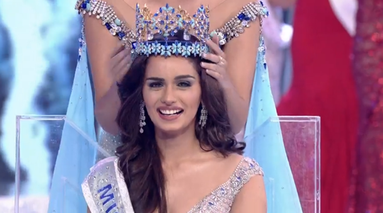 Manushi Chhillar Wins Miss World 2017