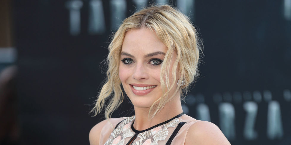 Margot Robbie Free Hd Wallpaper