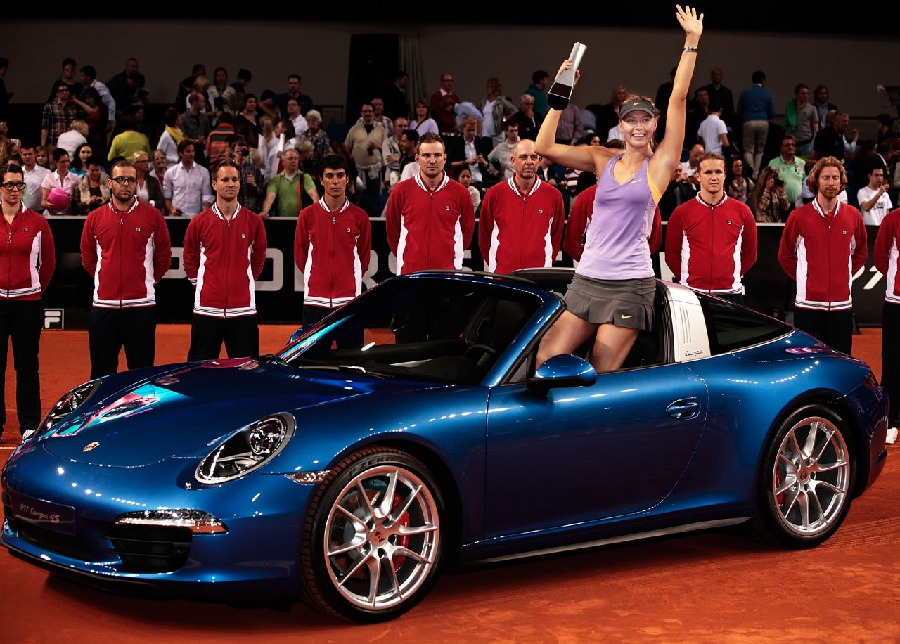 best maria sharapova awards in car free mobile desktop photos hd background