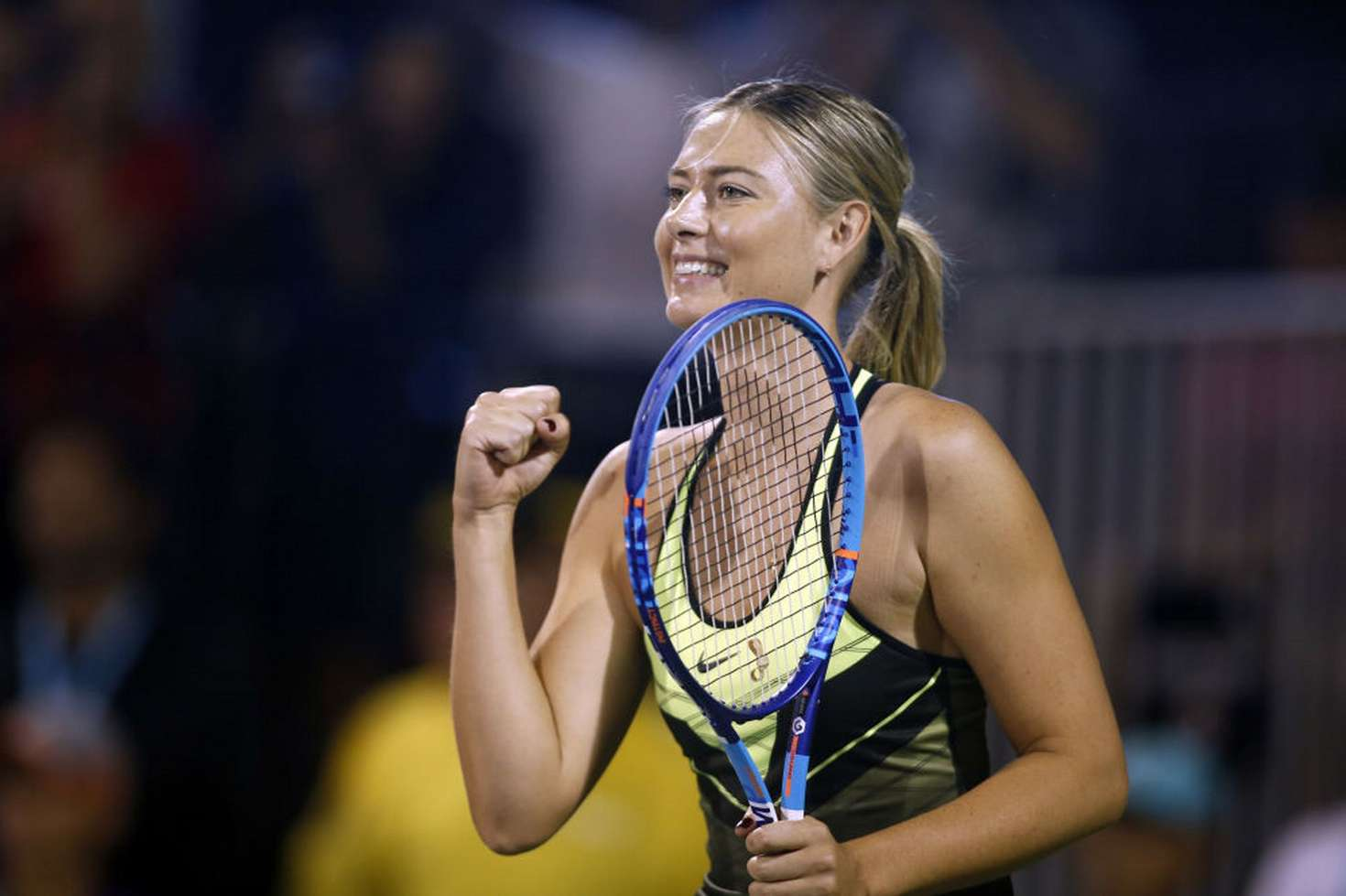 Best Maria Sharapova Smile Face Free Laptop Desktop Wallpaper Hd Background