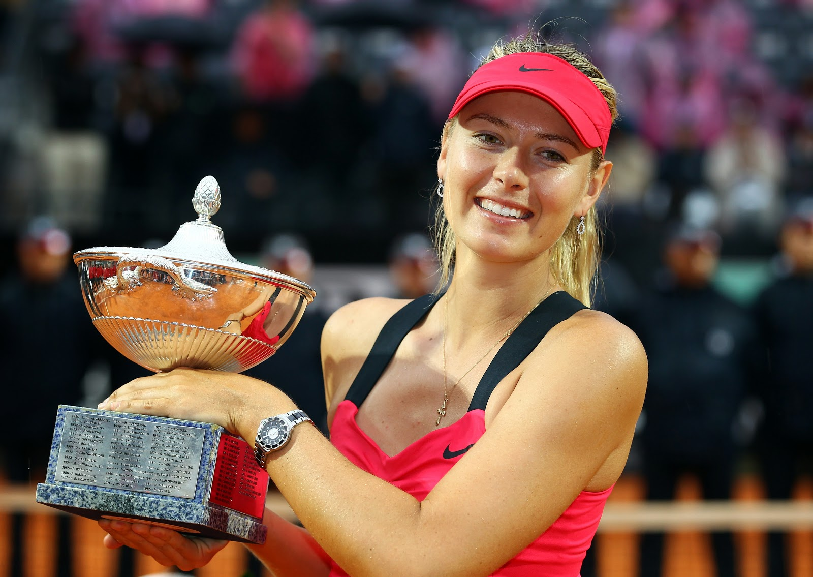 fantastic maria sharapova shield hd mobile desktop free background images