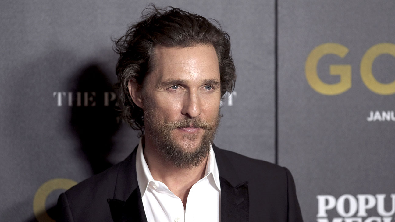 matthew mcconaughey hollywood gold premiere wallpaper