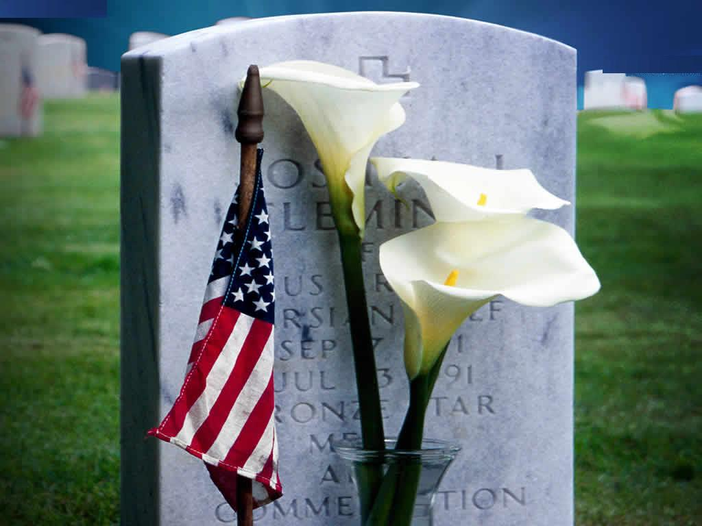 soldiers grave memorial day wallpapers with usa flag hd images