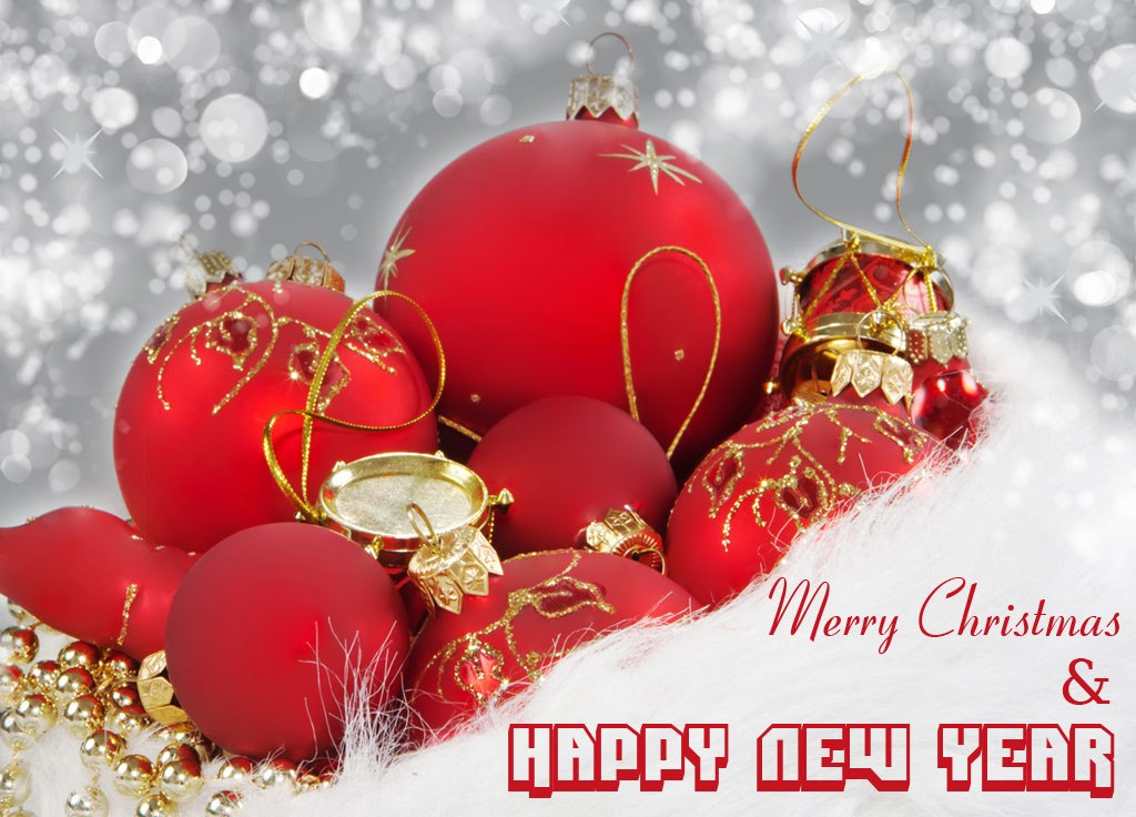 free happy new year christmas wallpapers