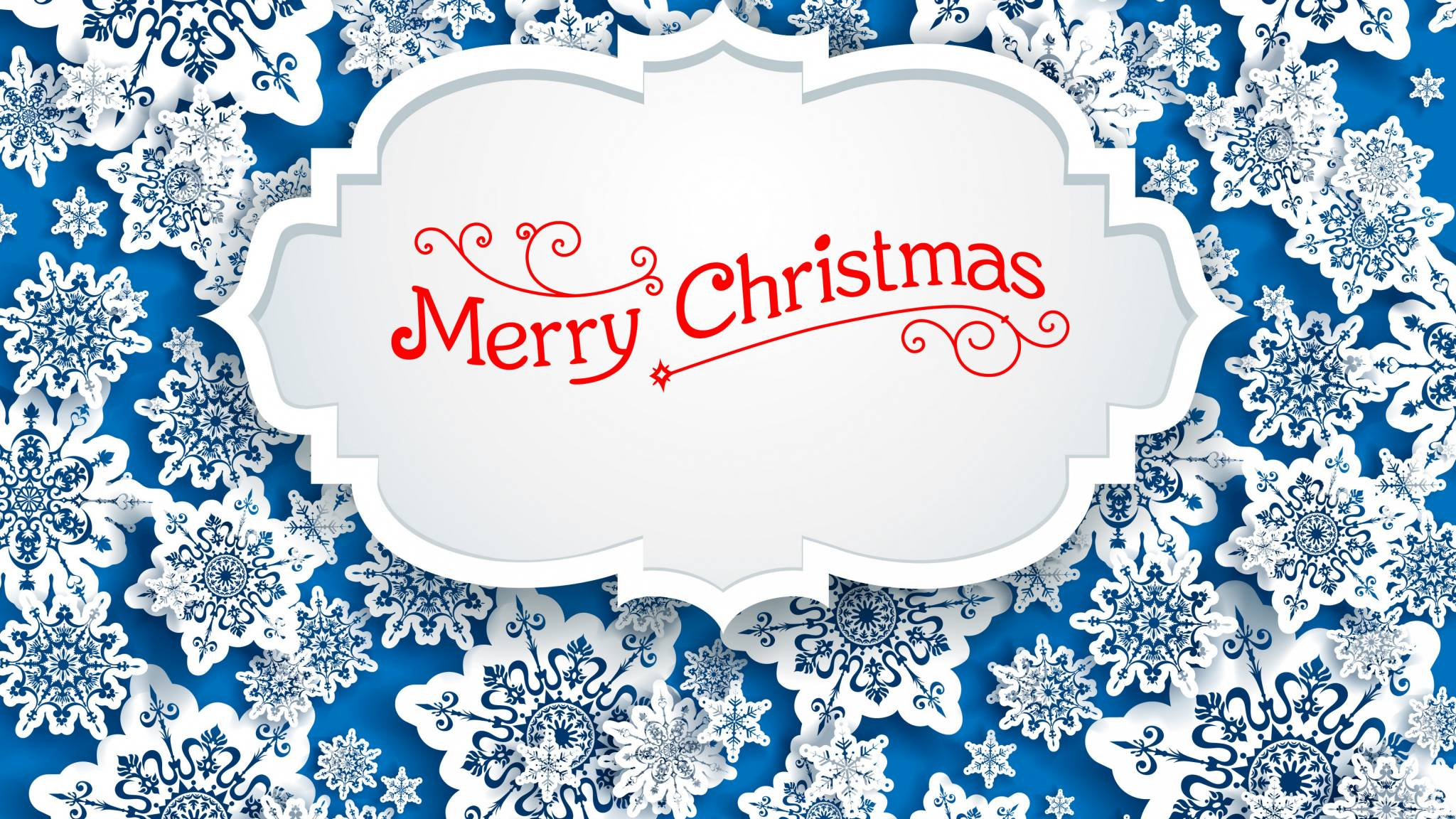 free merry christmas wallpapers download