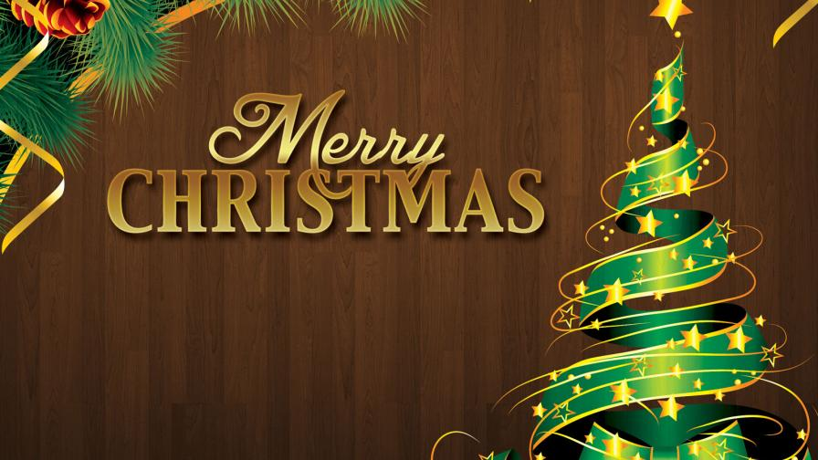 Happy Christmas Cards Wallpaper Download