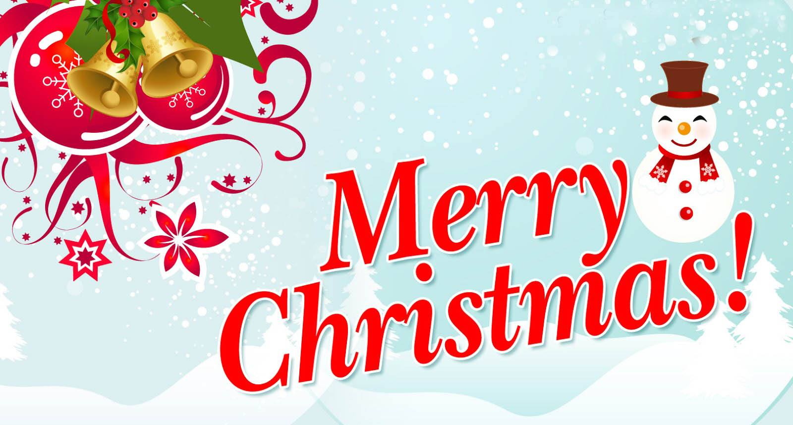 happy christmas wishes free wallpaper