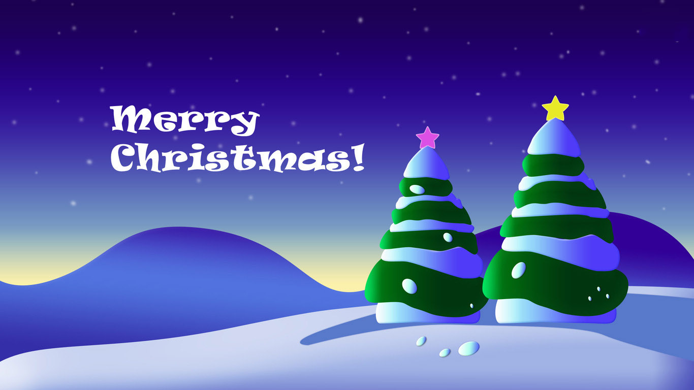 wallpaper merry christmas holiday free download
