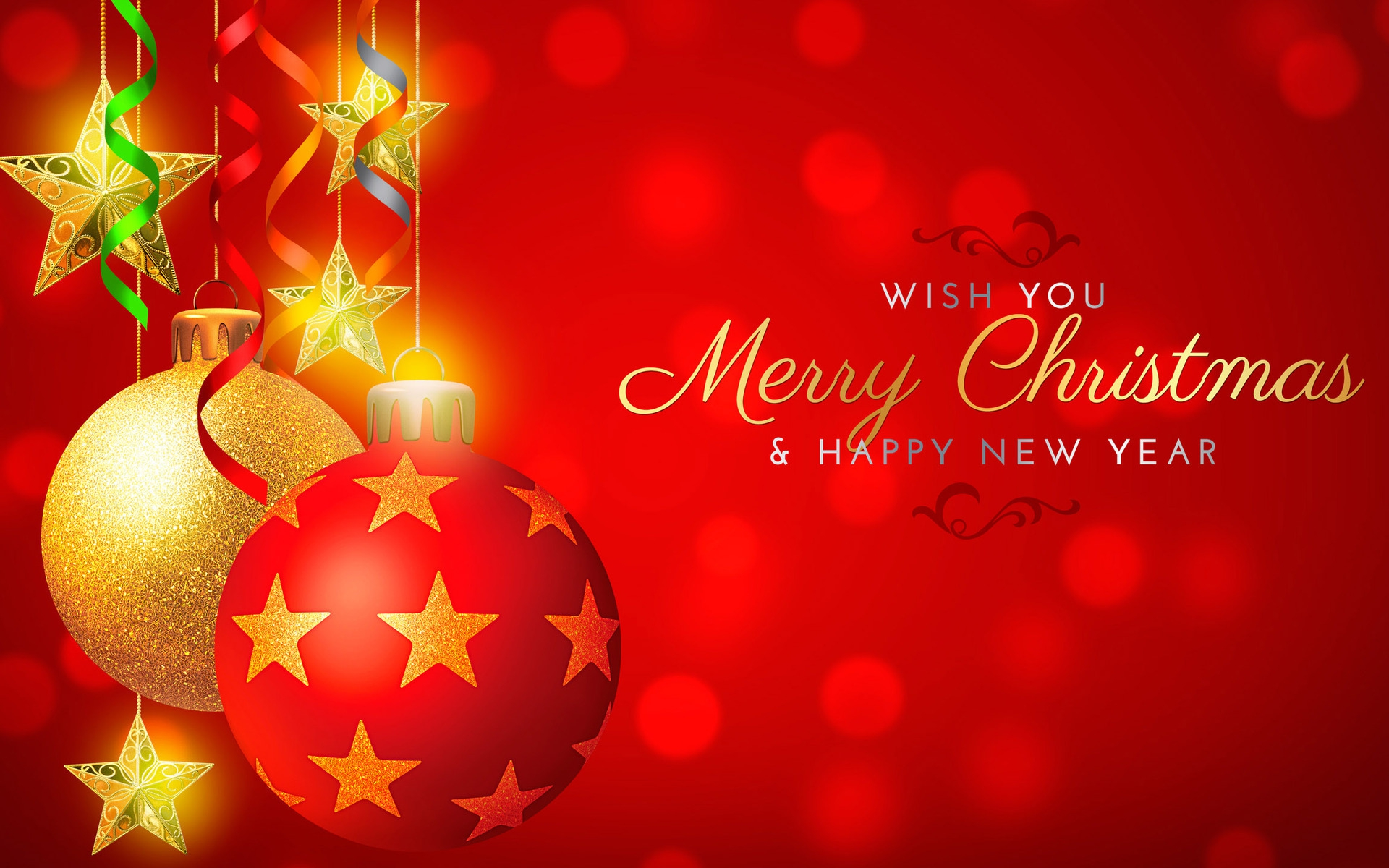 Wish You Happy Christmas Wallpapers Free Hd Download