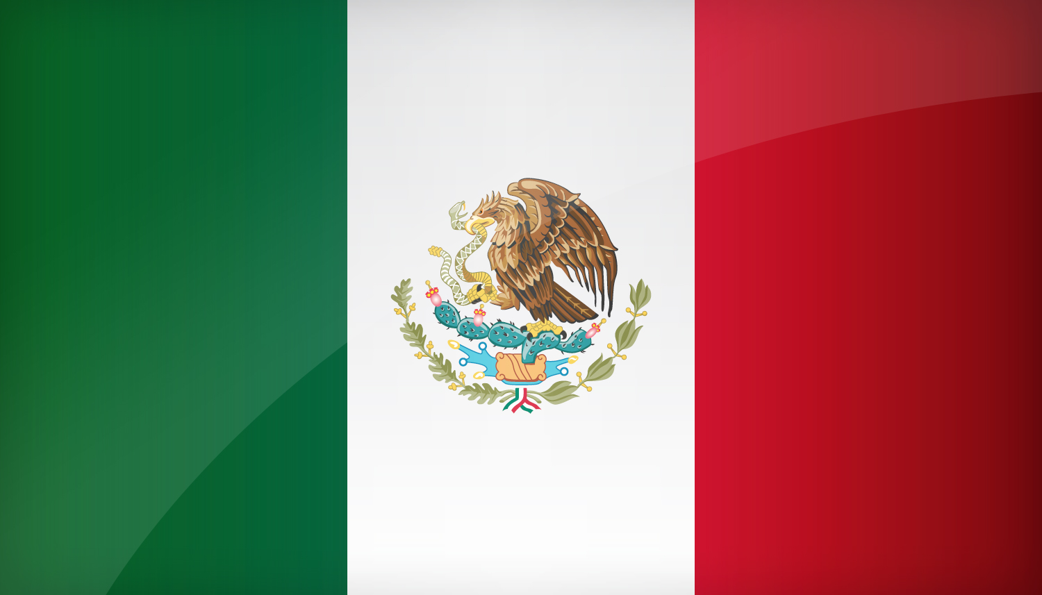 free download national flag of mexico wallpapers