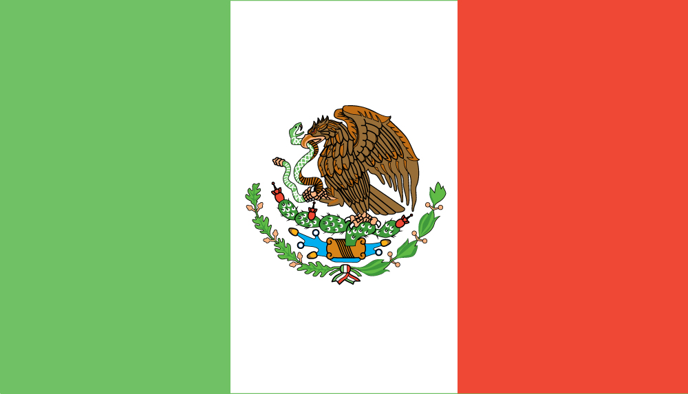 pictures of mexico national flag structure free download