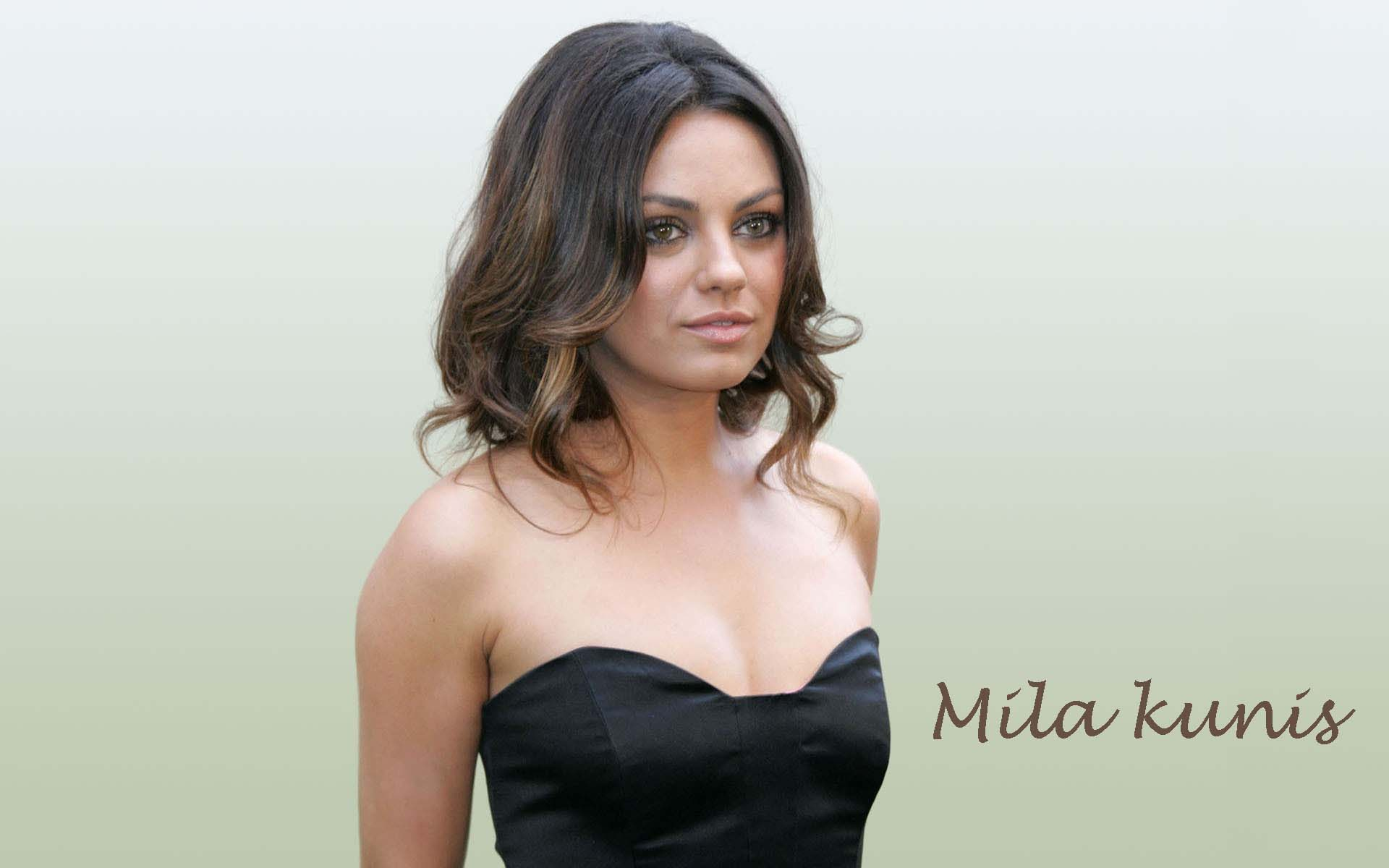 free download alluring mila kunis images