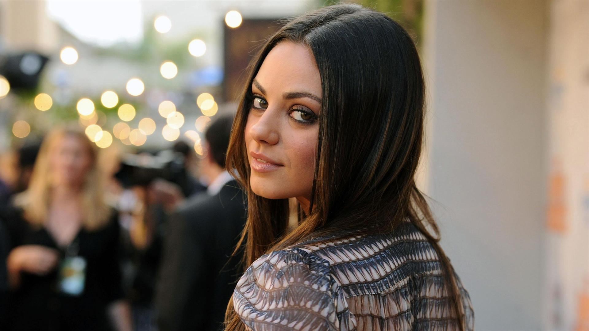 free lovely mila kunis hd pics download