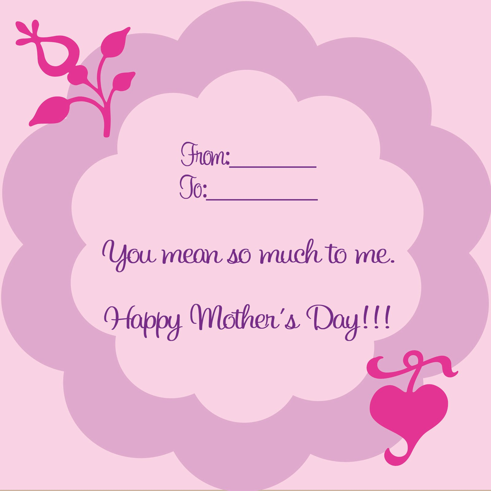 Free mothers day greeting cards mobile download m4hsunfo