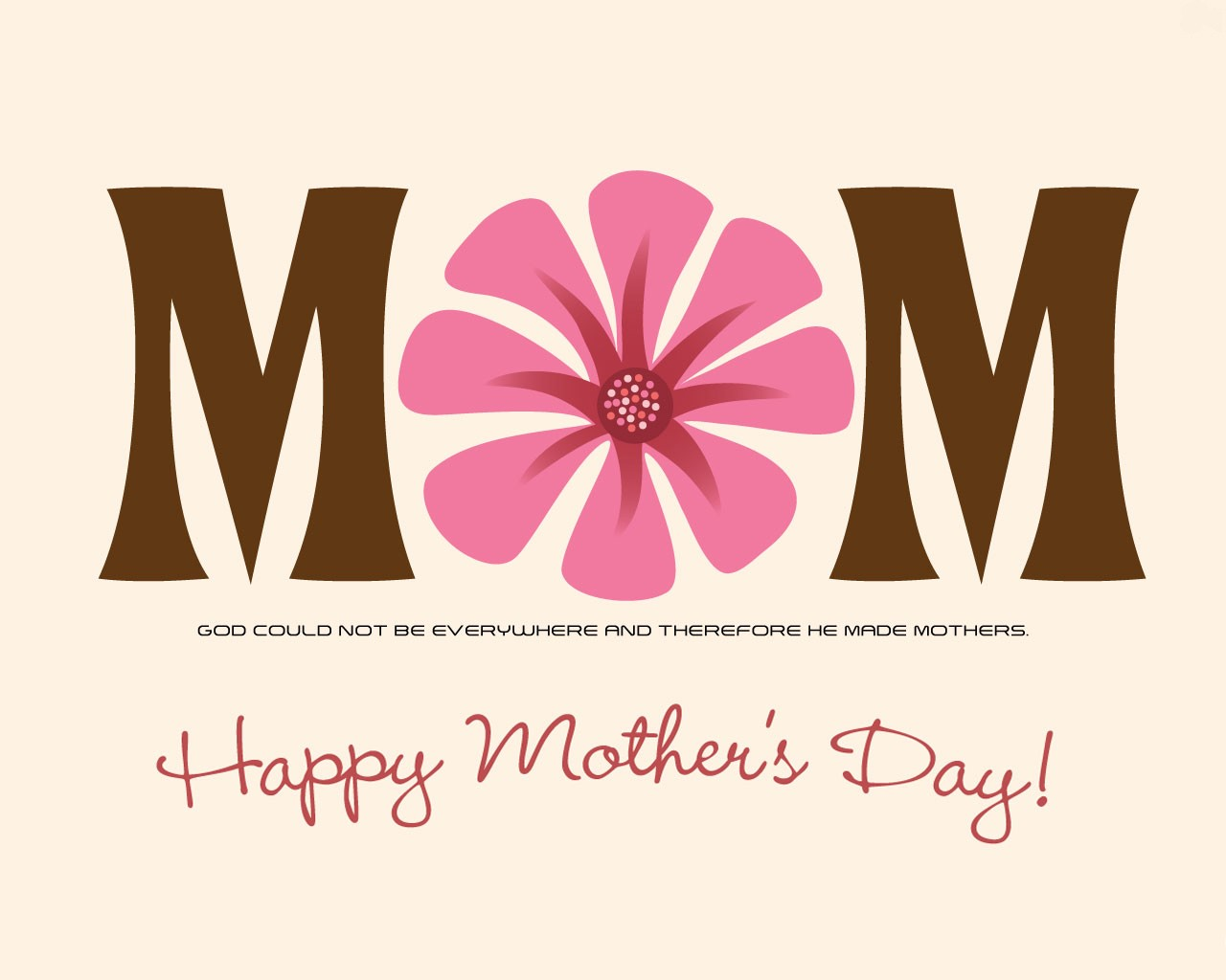 mothers day attractive wallpaper