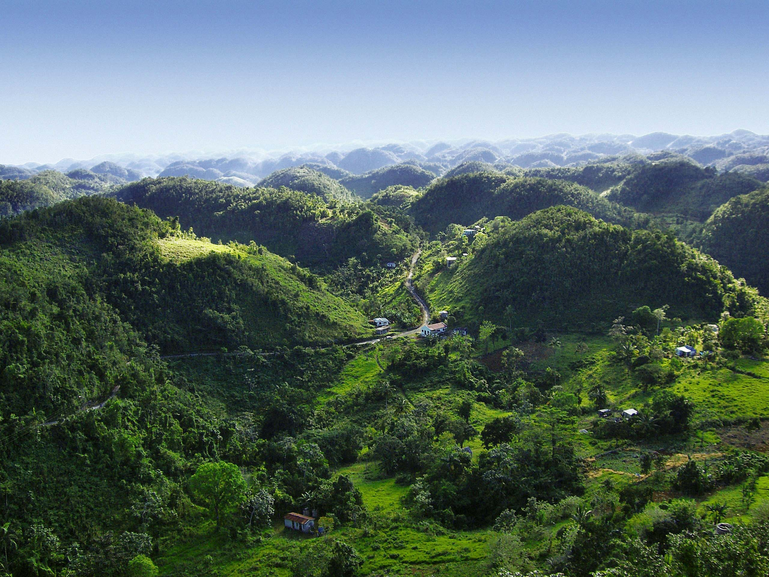 Great Wallpaper Mountain Green - jamaica-blue-mountains-wallpaper-images-picture-download  You Should Have_918485.jpg
