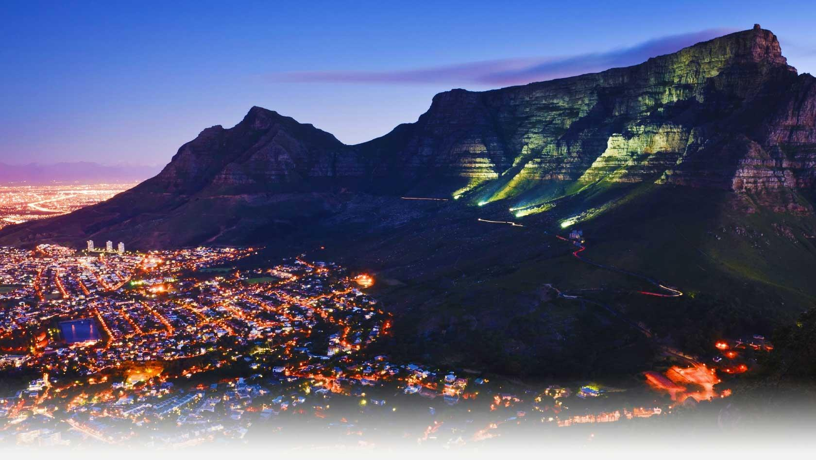 mountain cape town south africa images picture wallpaper download
