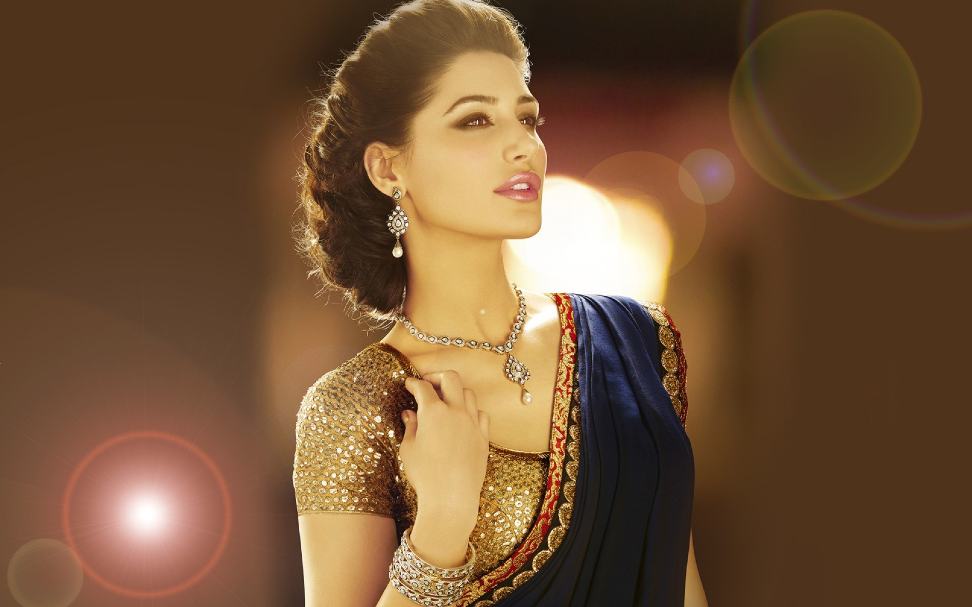 nargis fakhri in aree latest wallpaper download hd