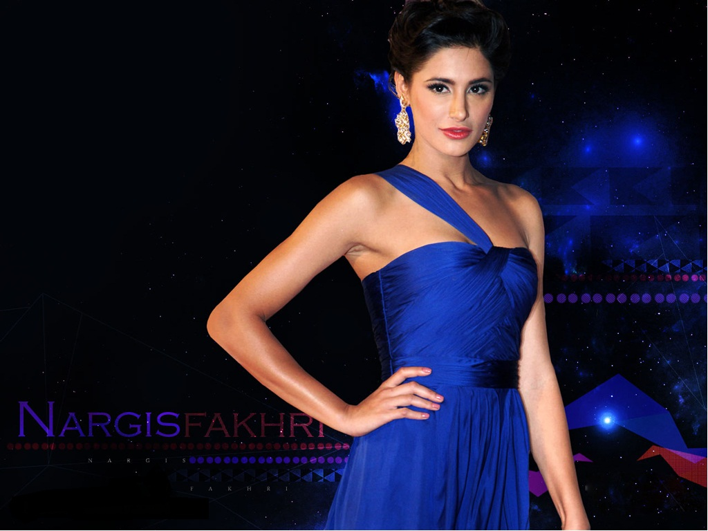 ramp walk nargis fakhri latest wallpapers
