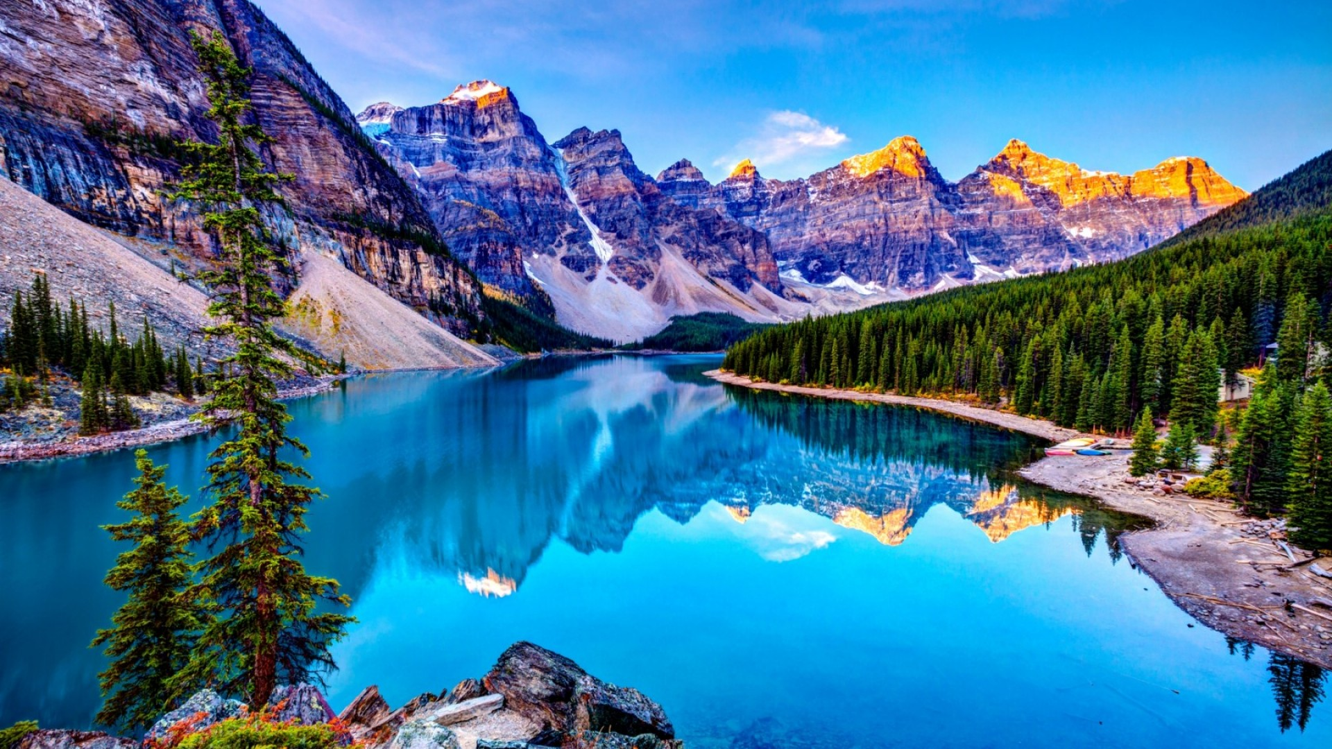 hd rocky mountains wallpapers backgrounds computer desktop pictures