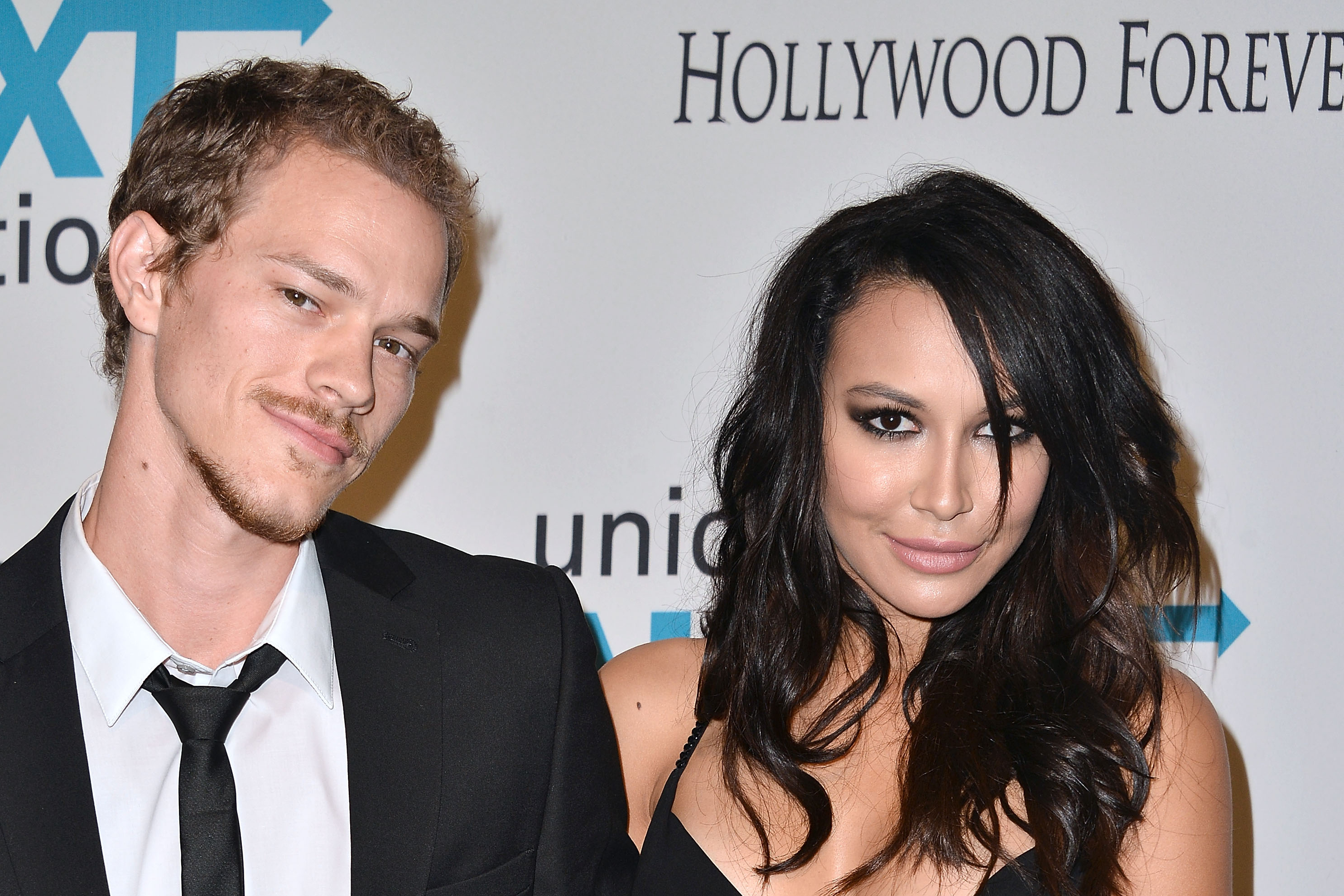 naya rivera husband ryan dorsey lovely couple images