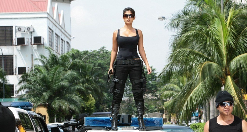 Fantastic Nayanthara Style In Billa Deskop Free Mobile Background Hd Pictures